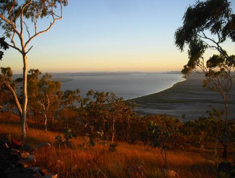 Roadtrip Australien Five River Lookout