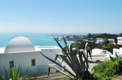 Reise Tunesien Sidi Bou Said