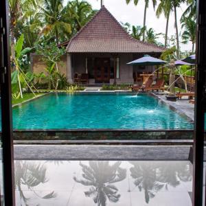 Pajar House Ubud Hotel
