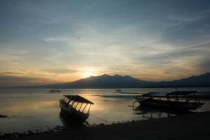 Gili Air Aktivitäten: Sonnenaufgang,, Indonesien