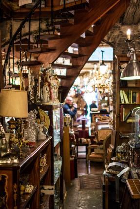 Antikläden in Antwerpen
