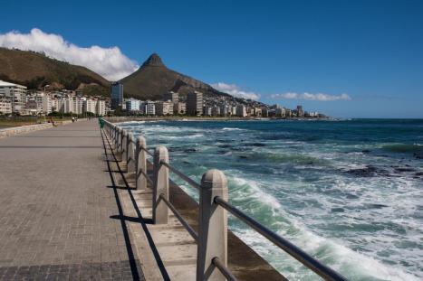 Tipps Kapstadt und Umgebung Spaziergang Atlantikpromenade