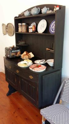Garden Route Südafrika Sehenswürdigkeiten Tipps Highlights Whispering Oaks Frühstück