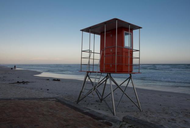 Kapstadt Umgebung Muizenberg Strand