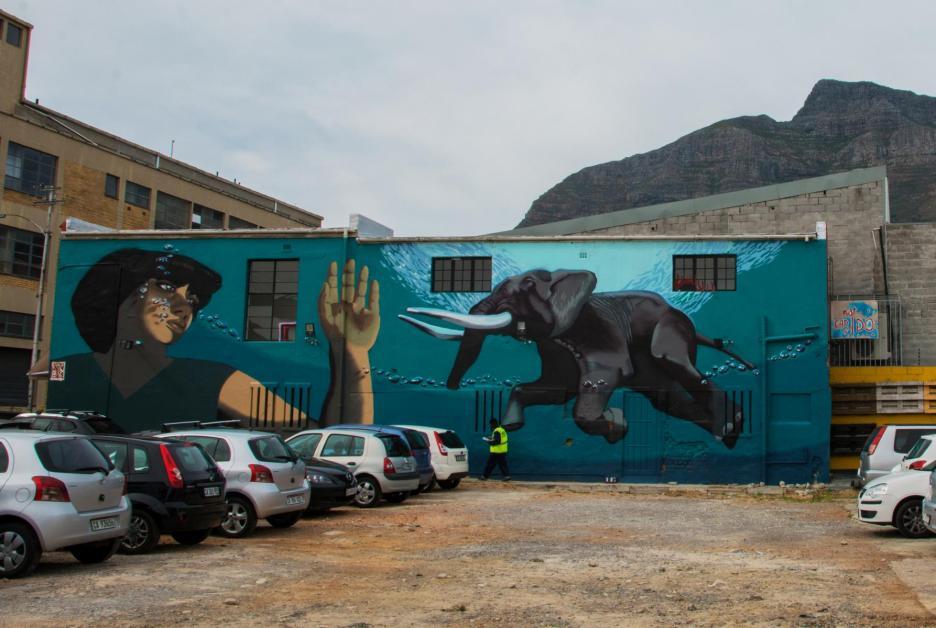 Street Art Kapstadt