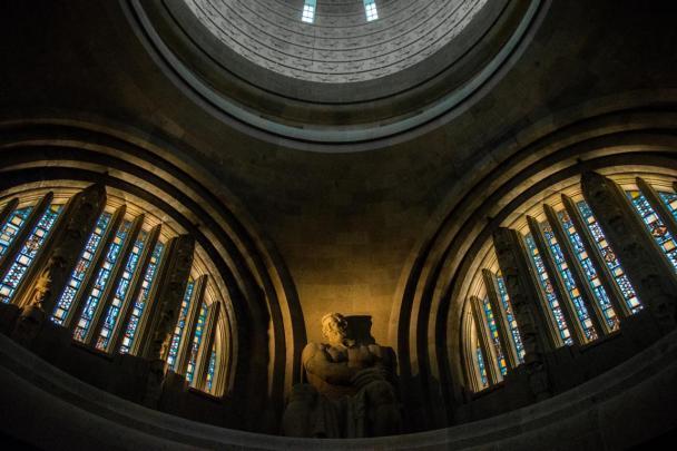 Sehenswürdigkeiten Leipzig Völkerschlachtdenkmal