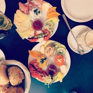 Cafe Hannover Linden menagerie Frühstück