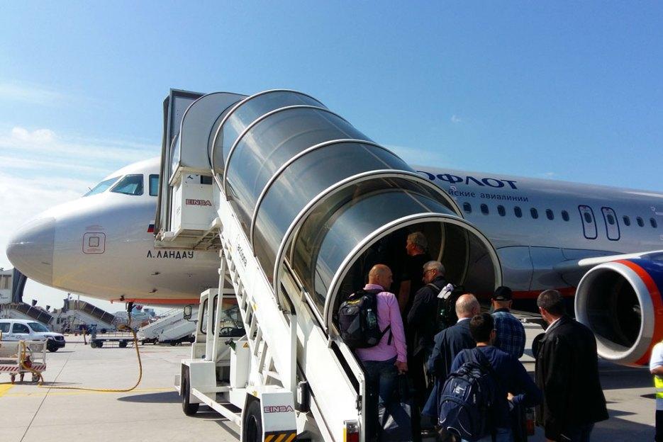 Aeroflot Flieger