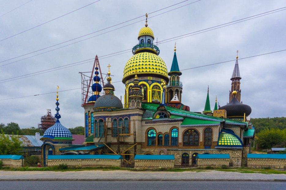Tempel aller Religionen Kasan