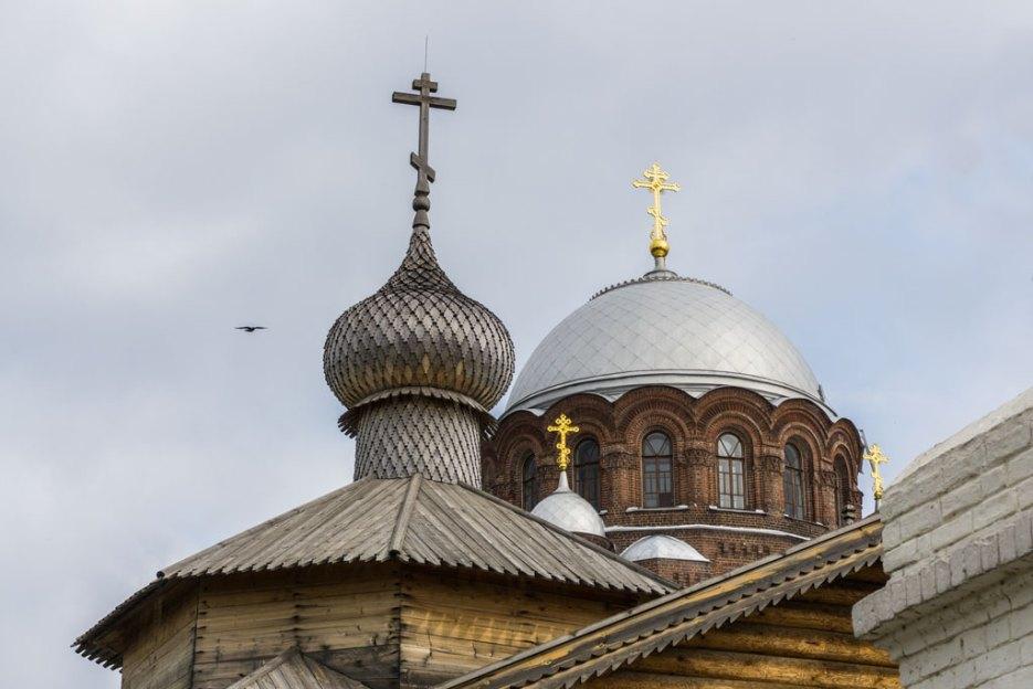 Tatarstan Sehenswürdigkeiten Insel Swijaschsk