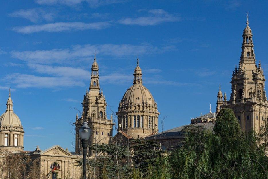 Kurztrip Barcelona Museu Nacional d'Art de Catalunya