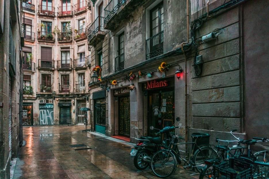 5 Tage Barcelona Gotisches Viertel