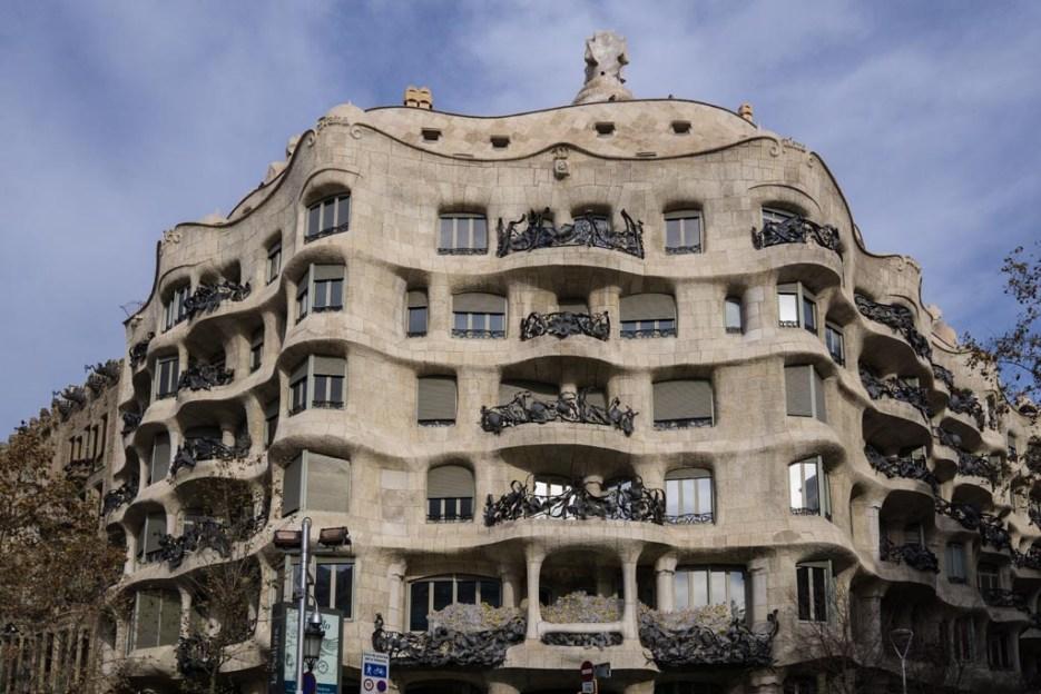 5 Tage Barcelona Casa Mila