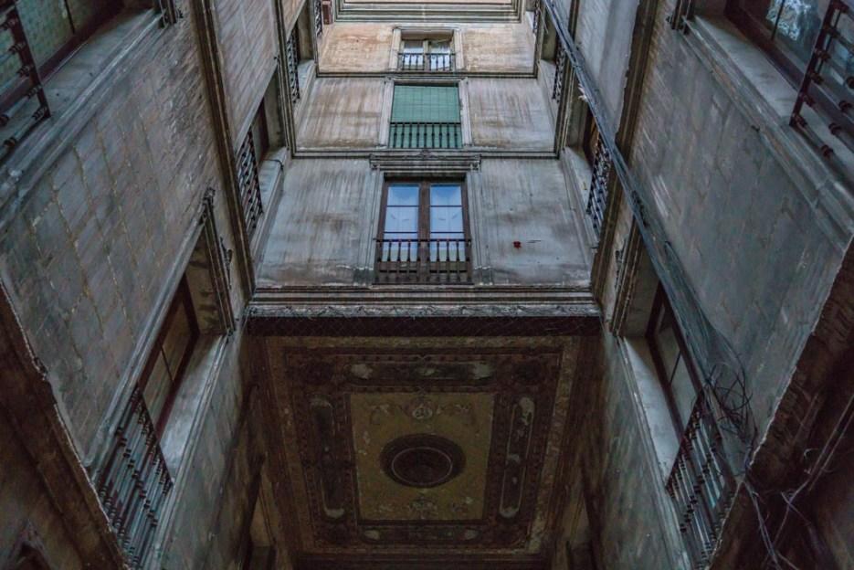 5 Tage Barcelona Barri Gotic