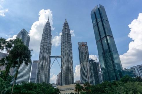 kuala lumpur sehenswürdigkeiten petronas towers