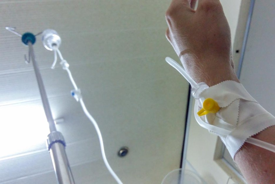 dengue fieber infusion