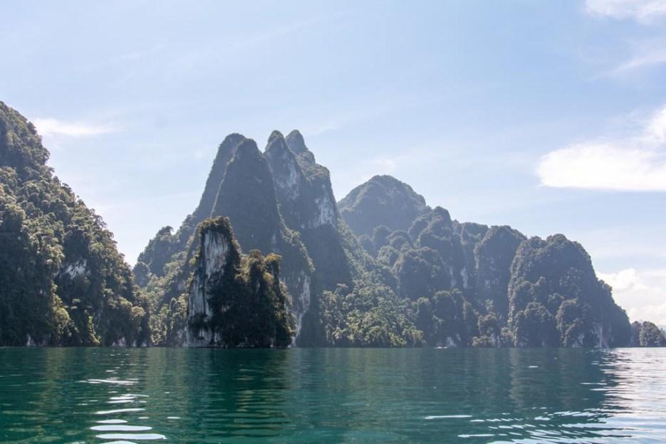tamron 18-400 mm beispielfoto landschaft thailand khao sok nationalpark