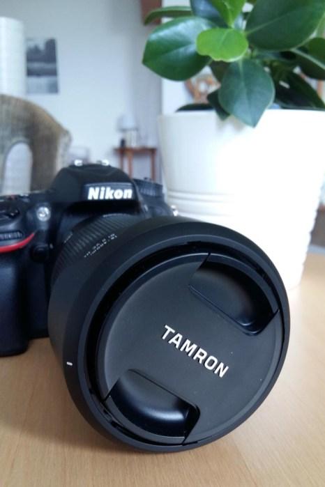 tamron 18-400 mm reiseobjektiv neu