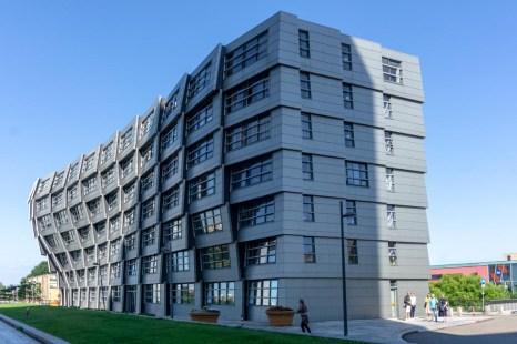 almere niederlande architektur