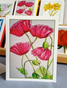 Red Poppies #111