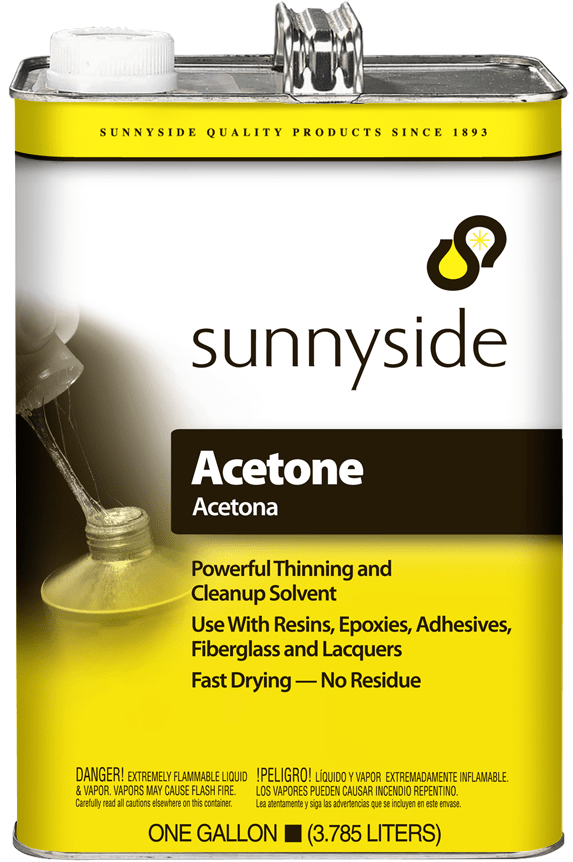Acetone Vs Paint Thinner : acetone, paint, thinner, ACETONE