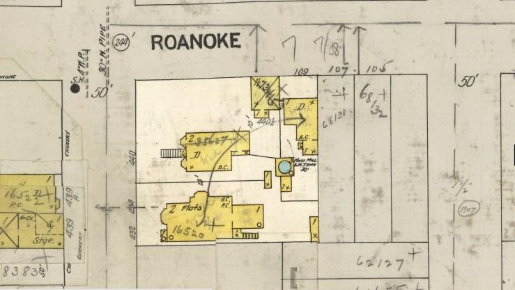1905-Sanborn-sheet697-478Chenery-marked
