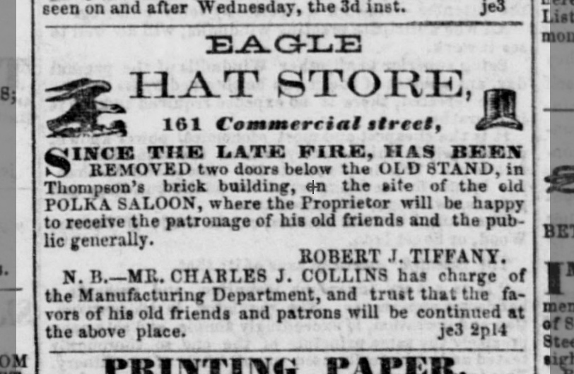 Ad, 5 Jun1857, Alta Calif