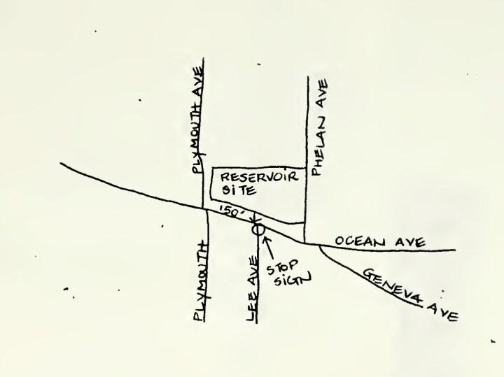 Balboa reservoir housing site acquisition
