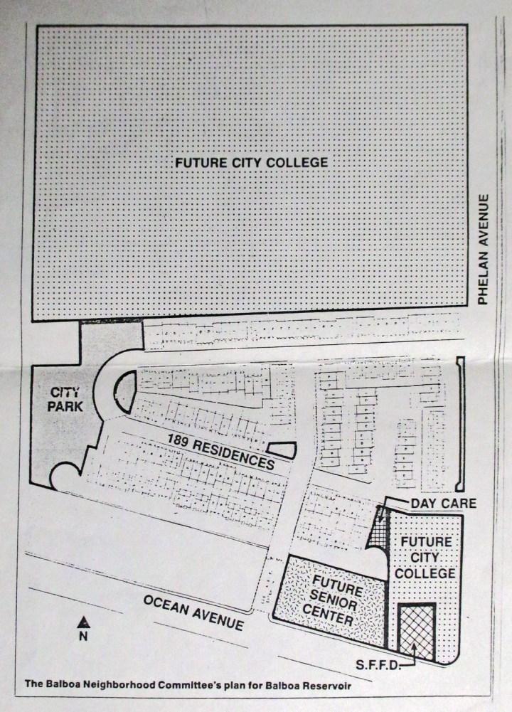 1988Jan00-BalboaNeighborhood-Comte-plan-BalboaReservoir-no-dates