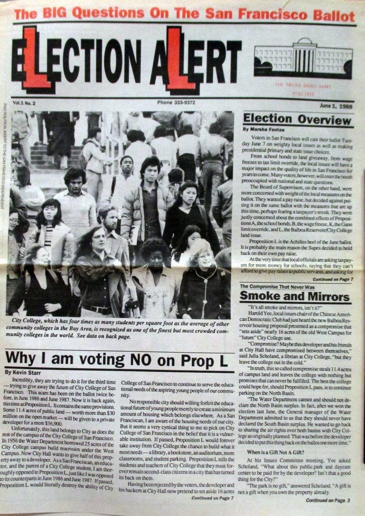1988Jun01-ElectionAlert-front-pages