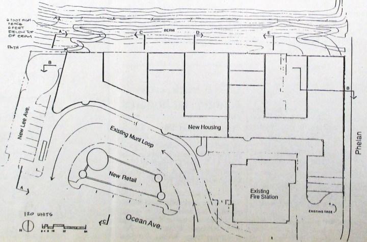 1991Feb28-Guardsman-p6-Phelan-Loop-project-CCSF-Drawing