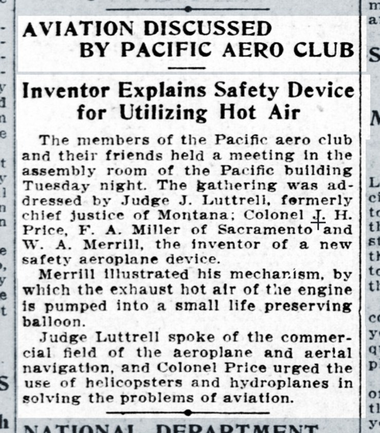 1910Jul21-SFCall-Merralls-new-aeroplane