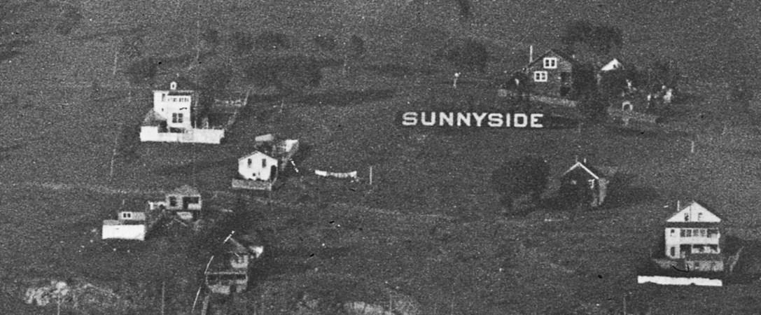1912. Sunnyside hillside. OpenSFHistory.org
