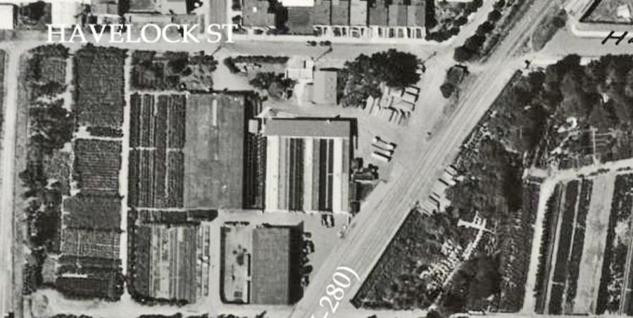 1938 aerial. DavidRumsey.com