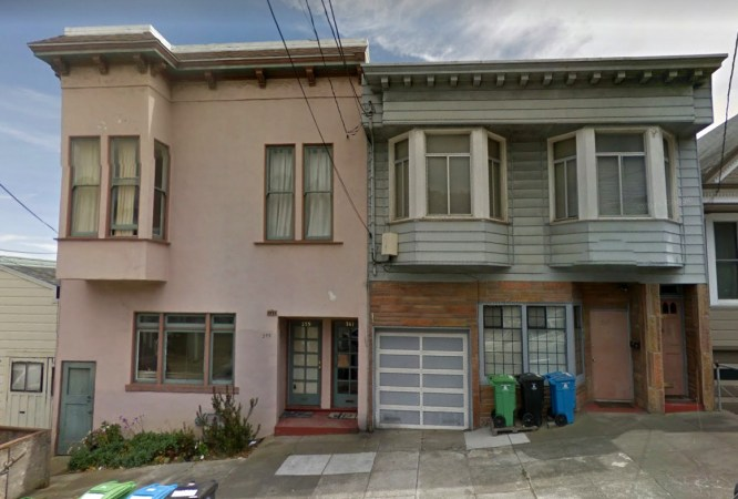 2018. 337 Hearst Ave, once the McGrath store and home. Google streetview.
