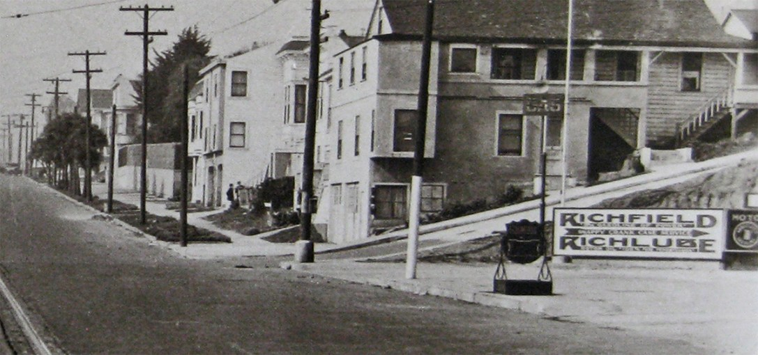 1925. Monterey and Baden. Western Neighborhoods Project.