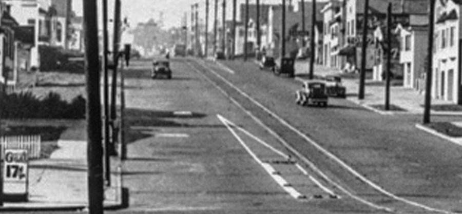 1940. Monterey and Edna. OpenSFHistory.org.