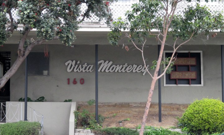 2019. 160 Monterey Blvd. Photo: Amy O'Hair.