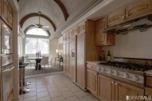 Interior, 422 Monterey. SF Association of Realtors, 2013.