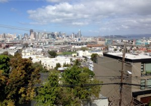 View from 1919 - 20th Street. Zillow.com.