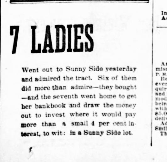 SF Examiner, 27 Aug 1891.