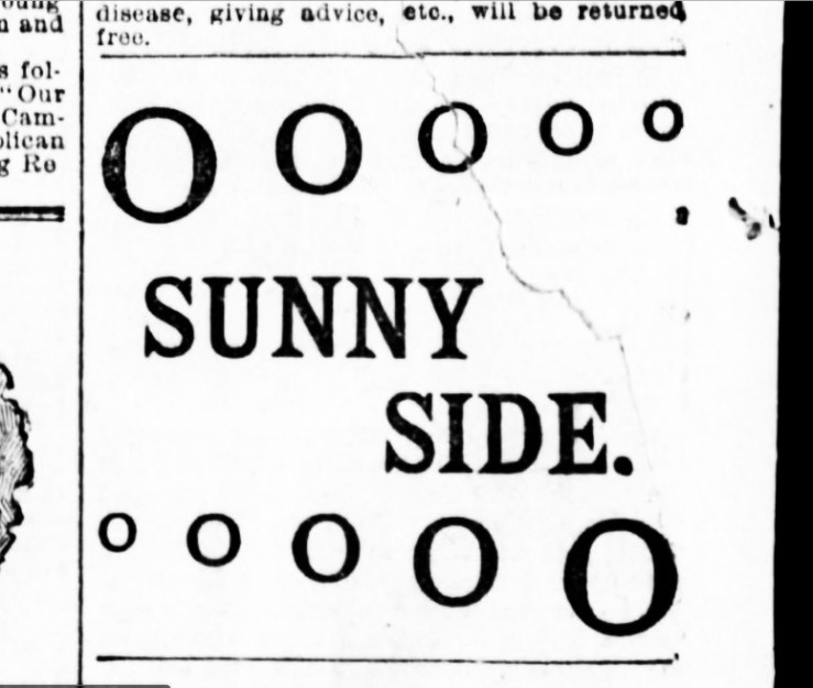 1892May06-Examiner-Sunnyside-AD