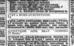 SF Chronicle. 21 May 1893.