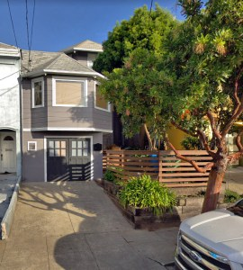 650 Mangels Ave. Google Streetview 2017