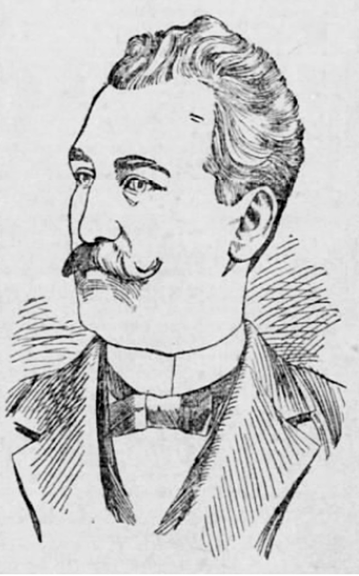 Robert Wieland. SF Call, 28 May 1893. From Newspapers.com