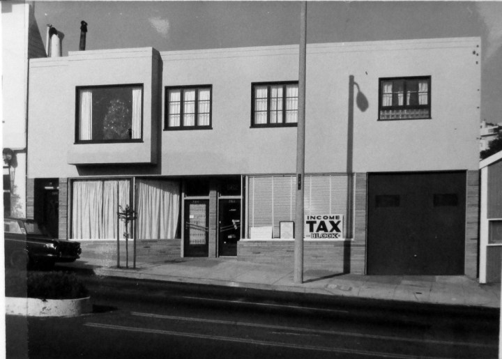 1975. Photo of 562-564 Monterey Blvd. San Francisco Office of Assessor-Recorder Photographs Collection, San Francisco History Center, San Francisco Public Library.