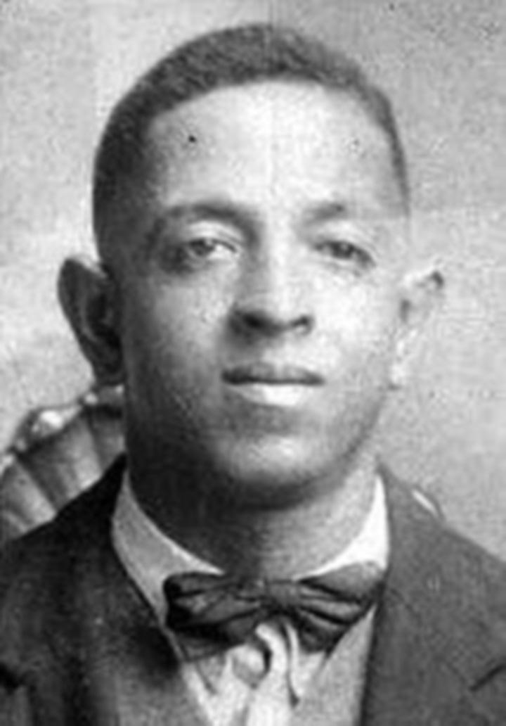 1902c. Charles R Reid Sr. Courtesy Charles Reid/Ivy Reid Collection.