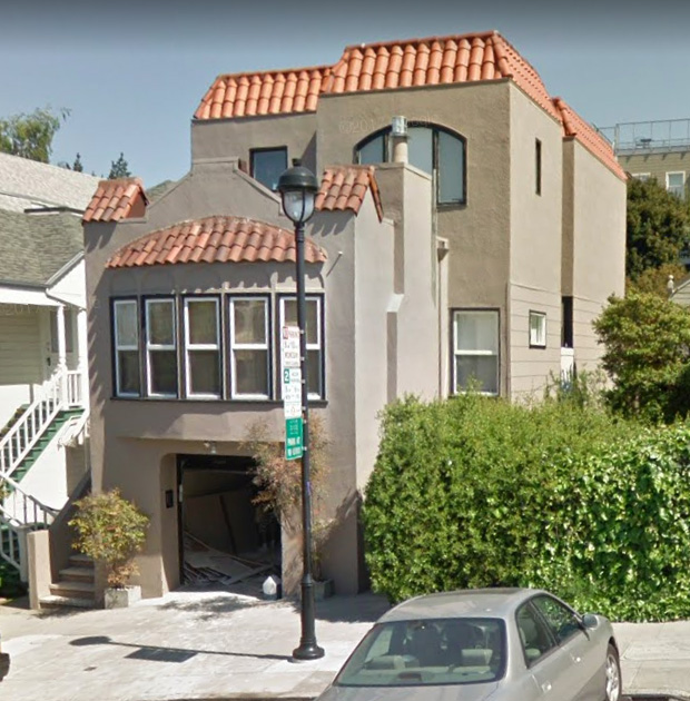 349 Connecticut Street, Potrero Hill. Plov built, 1929.