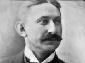 Robert Chipps, about 1900. Ancestry.com.
