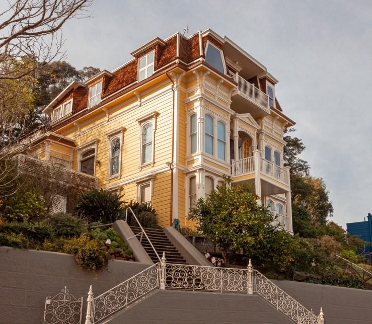 The Poole-Bell House, 2019. Courtesy Gayle Laird. SunnysideHistory.org